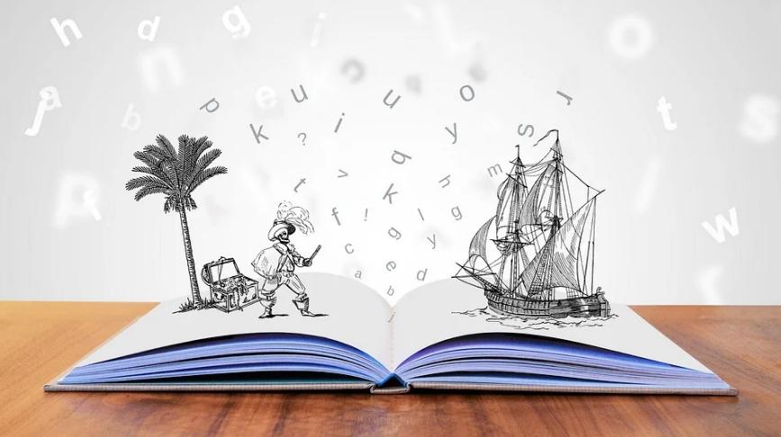 adventure fiction story